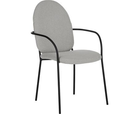 Krzesło z podłokietnikami Mary