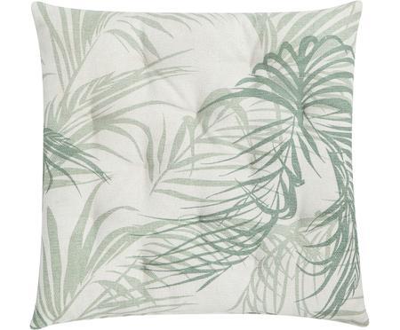 Sitzkissen Alana mit Palmenblättern
