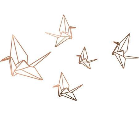 Pegatinas de pared Origami