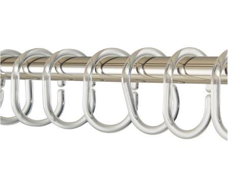 Duschvorhang-Ringe Crystal, 12 Stück