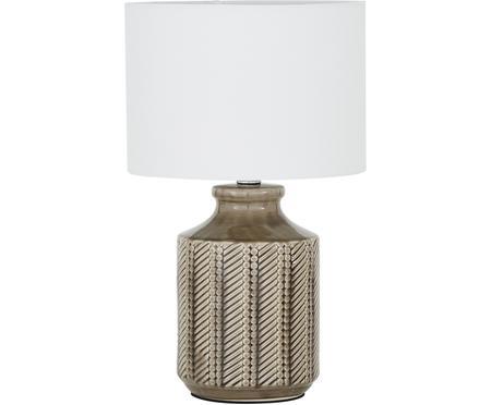 Lampe à poser en céramique Nia