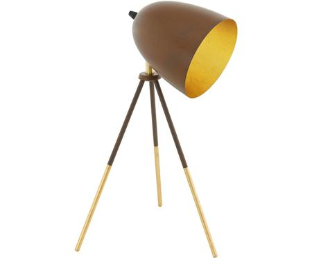 Schreibtischlampe Chester im Industrial-Style