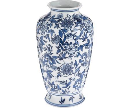 Große Deko-Vase Lin aus Porzellan
