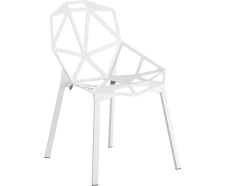 Design-Metallstuhl Chair One