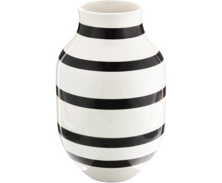 Große handgefertigte Design-Vase Omaggio