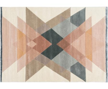 Ręcznie tuftowany dywan z wełny  Freya