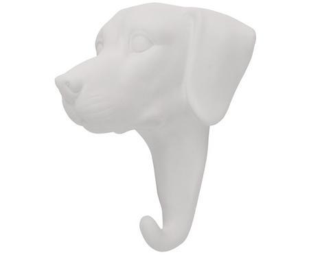 Gancio da parete in porcellana Dog