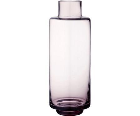Vaso in vetro soffiato Hedria