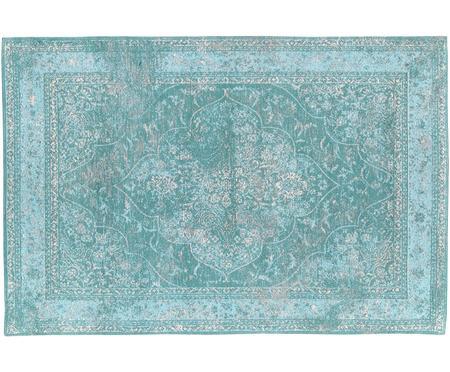Ręcznie tkany dywan szenilowy Palermo