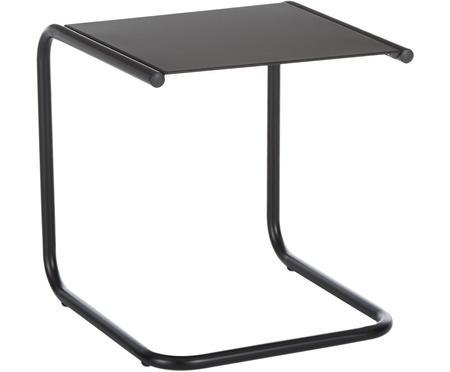 Table d'appoint de jardin en métal Club