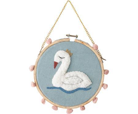 Wandobjekt Swan