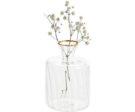 Vaso in vetro  Plinn