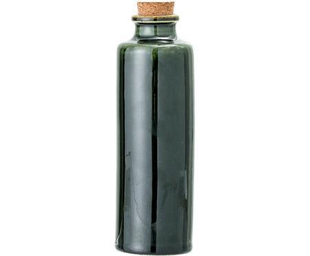 Handgefertigte Essig- und Öl-Karaffe Joelle, luftdicht