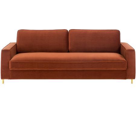 Samt-Sofa Chelsea (3-Sitzer)