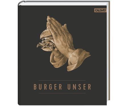 Kochbuch Burger Unser