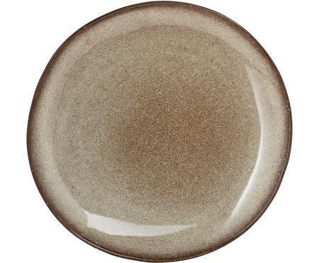 Assiette plate faite à la main Sandrine