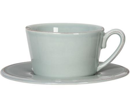 Tazza da tè con piattino Constance