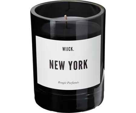 Candela profumata New York (limone verde, rose e legno)