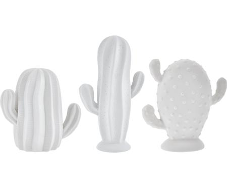 Set cactus da decorazione Dina 3 pz
