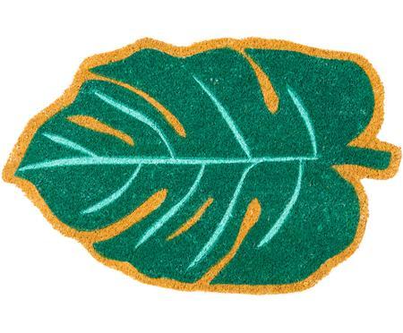 Fußmatte Leaf
