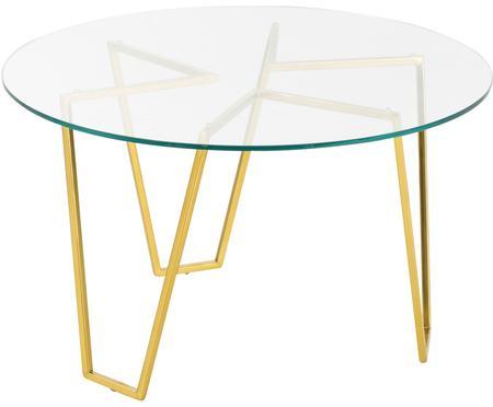 Konferenční stolek se skleněnou deskou Scarlett