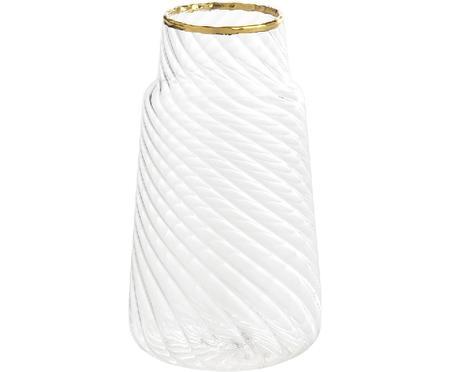 Kleine Glas-Vase Plunn