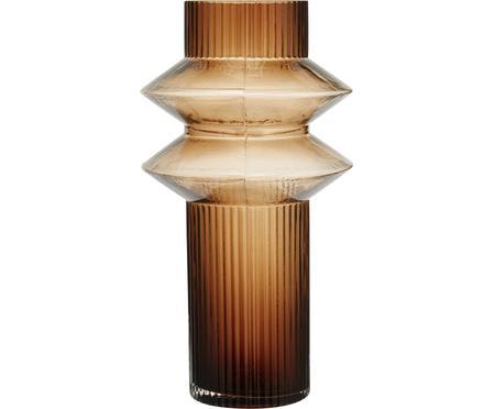 Grosse Glas-Vase Rilla