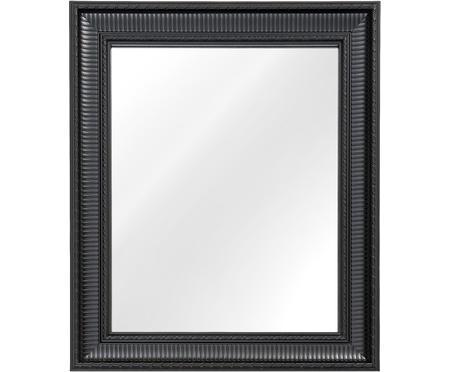 Prostokątne lustro ścienne z tworzywa sztucznego Paris