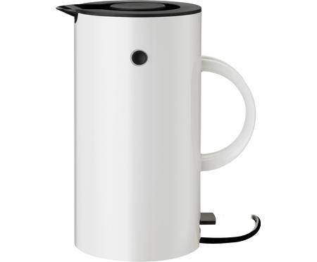 Wasserkocher EM77 in Weiß glänzend