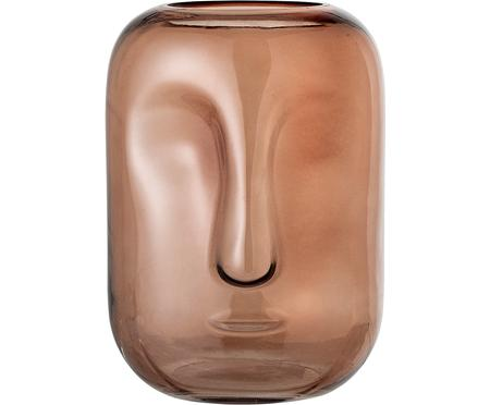 Glas-Vase Face