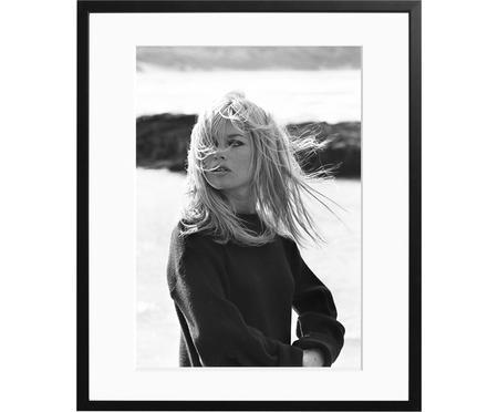 Gerahmter Fotodruck Bardot Poses