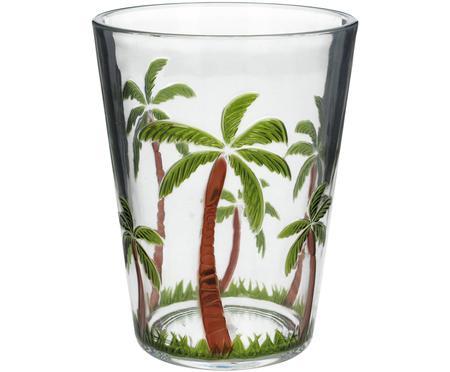 Bicchiere acqua in acrilico Gabrielle