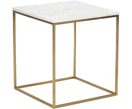 Table d'appoint en marbre Alys