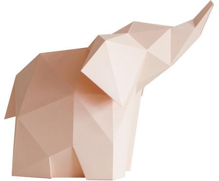 Lampa stołowa z papieru do montażu Baby Elephant