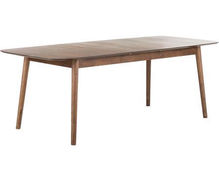 Table extensible avec pieds en bois Montreux