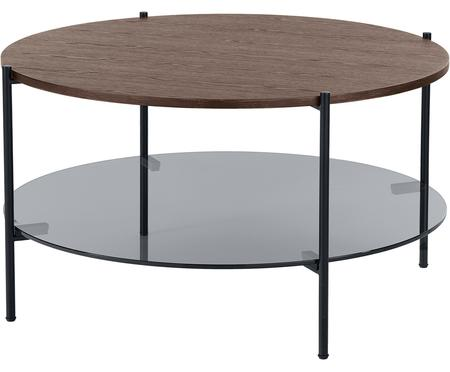 Table basse en verre Valentina