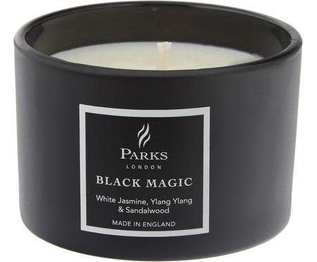 Duftkerze Black Magic (Weißer Jasmin, Ylang Ylang & Patchouli)
