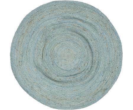 Kulatý jutový koberec Pampas