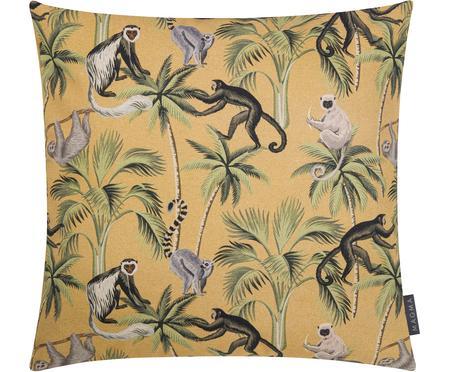 Wendekissenhülle Backwoods mit tropischem Print
