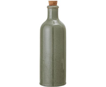 Handgemachte Essig- und Öl-Karaffe Pixie, luftdicht