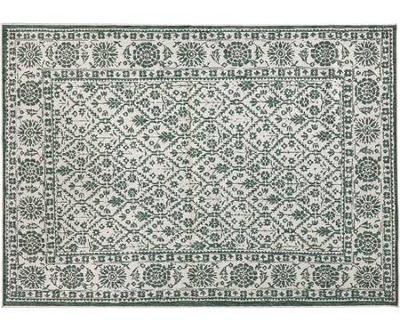 Tapis outdoor réversible, style vintage Curacao