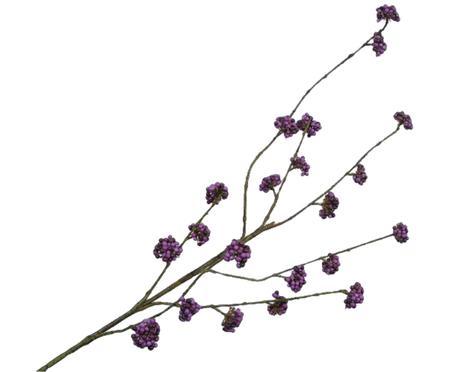 Fiore artificiale callicarpa Cecilia