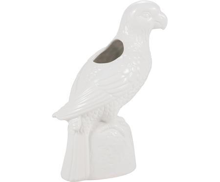 Vase Macaw aus Steingut