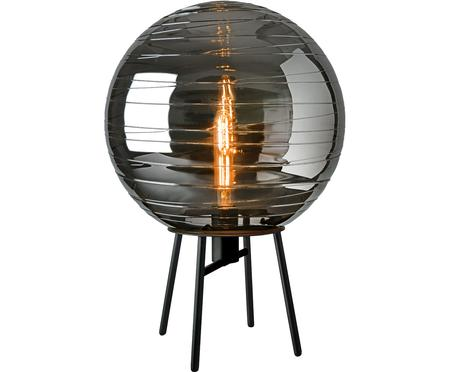 Lampa stołowa ze szkła Lantaren