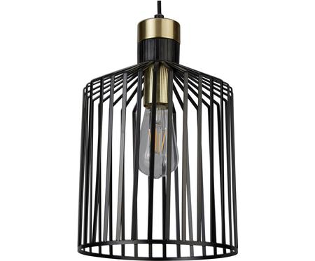 Kleine Pendelleuchte Bird Cage