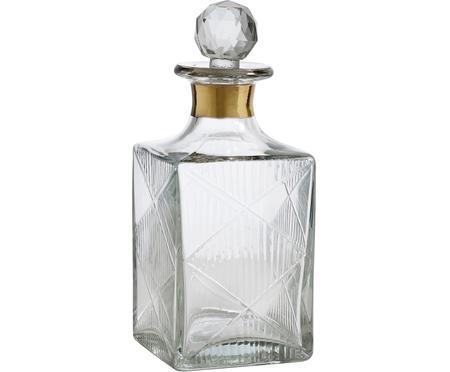 Dekanter Diamond mit Relief, 400 ml