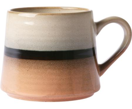 Tazza da tè fatta a mano 70's