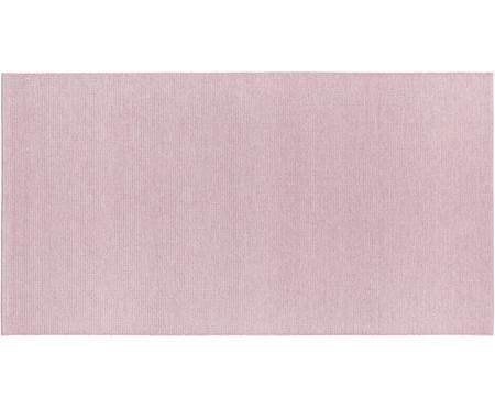 In- en outdoor vloerkleed Millau in roze