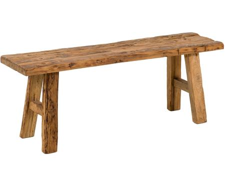 Banc en bois de teck Decorative