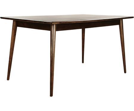 Table vintage en bois massif Oscar